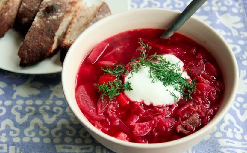 Polska jest sławna z smakowitych potraw